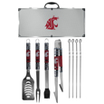Washington St. Cougars 8 pc Tailgater BBQ Set
