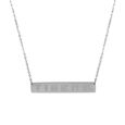 LSU Tigers Bar Necklace