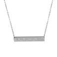 Oregon Ducks Bar Necklace
