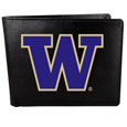 Washington Huskies Bi-fold Wallet Large Logo
