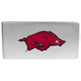 Arkansas Razorbacks Logo Money Clip