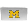 Michigan Wolverines Logo Money Clip