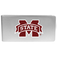 Mississippi St. Bulldogs Logo Money Clip