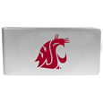 Washington St. Cougars Logo Money Clip