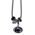 Penn St. Nittany Lions Euro Bead Necklace