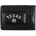 Texas A & M Aggies Logo Leather Cash and Cardholder