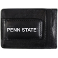 Penn St. Nittany Lions Logo Leather Cash and Cardholder