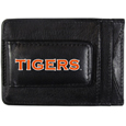 Auburn Tigers Logo Leather Cash and Cardholder