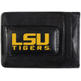 LSU Tigers Logo Leather Cash and Cardholder