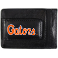 Florida Gators Logo Leather Cash and Cardholder