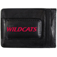 Arizona Wildcats Logo Leather Cash and Cardholder