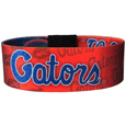 Florida Gators Stretch Bracelets - Instantly become a Florida Gators team VIP with these colorful wrist bands! These are not your average, cheap stretch bands the stretch fabric and dye sublimation allows the crisp graphics and logo designs to really pop. A must have for any Florida Gators fan! Thank you for shopping with CrazedOutSports.com