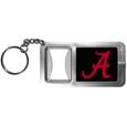 Alabama Crimson Tide Flashlight Key Chain with Bottle Opener