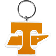 Tennessee Volunteers Home State Flexi Key Chain