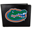 Florida Gators Leather Bi-fold Wallet, Large Logo