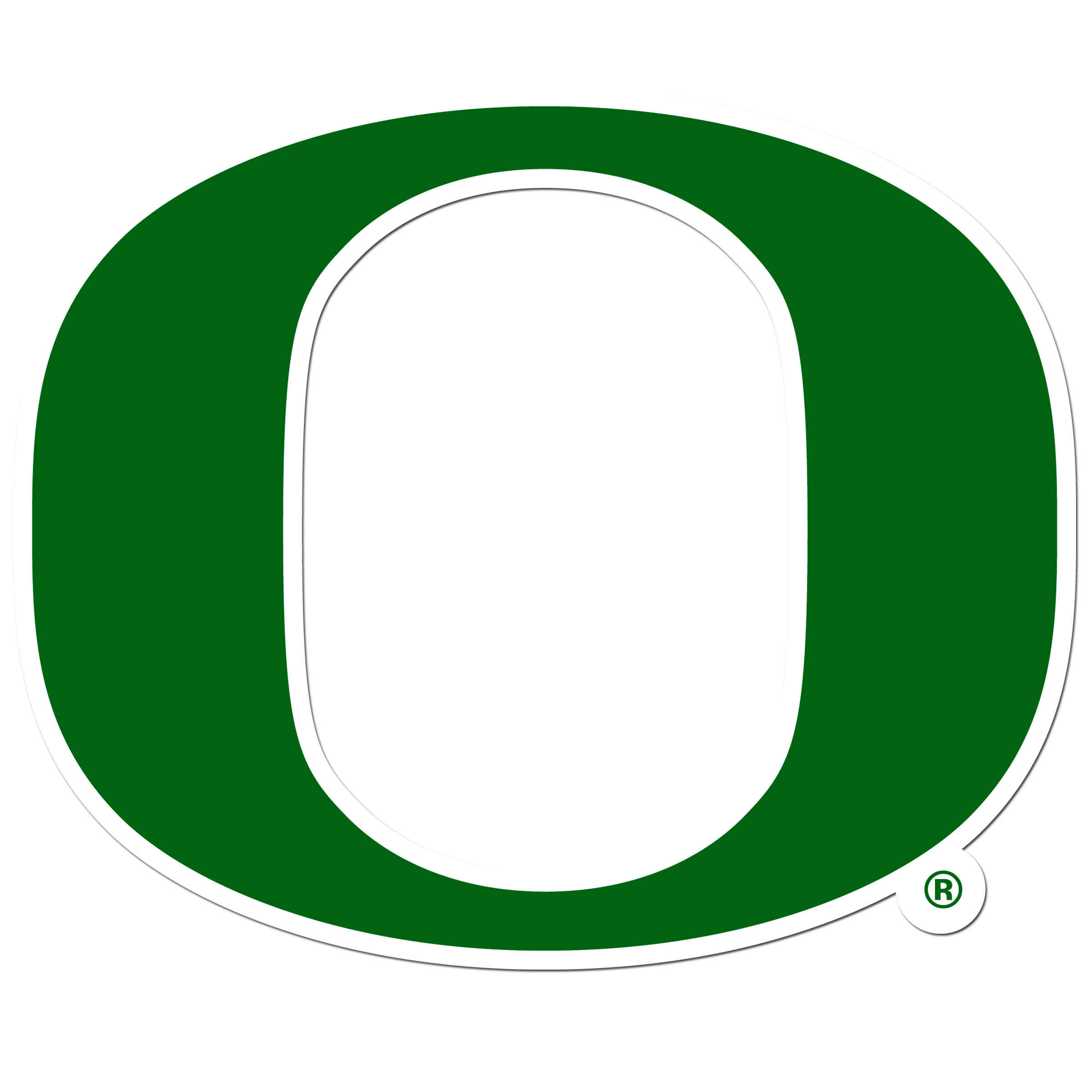 Oregon Ducks 8 inch Auto Decal - This bold, 8 inch Oregon Ducks is a great way to show off your team pride! The low tack vinyl decal is easily positioned and adjusted to make sure you get that logo in just the right spot on your vehicle. Designed to be used on the outside of the window.