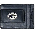 PITT Panthers Leather Cash & Cardholder