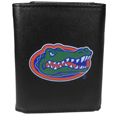 Florida Gators Leather Tri-fold Wallet, Large Logo
