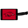 Arkansas Razorbacks Luggage Tag