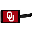 Oklahoma Sooners Luggage Tag