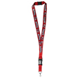 Fresno St. Bulldogs Lanyard - Our Fresno St. Bulldogs lanyards are a great way to show off your school pride and keep track of your keys, ID's, badges and much more. The lanyards are made of a comfortable nylon with screen printed school logos. They feature safety closures that disconnect if the lanyard becomes caught on something. Check out all our other great NFL, NCAA, MLB, NHL product line up. Thank you for shopping Crazed Out Sports!!