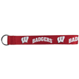 Wisconsin Badgers Lanyard Key Chain
