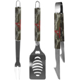 Alabama Crimson Tide 3 pc BBQ Set w/Mossy Oak Camo