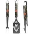 Auburn Tigers 3 pc BBQ Set w/Mossy Oak Camo