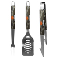 Clemson Tigers 3 pc BBQ Set w/Mossy Oak Camo
