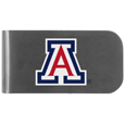 Arizona Wildcats Logo Bottle Opener Money Clip