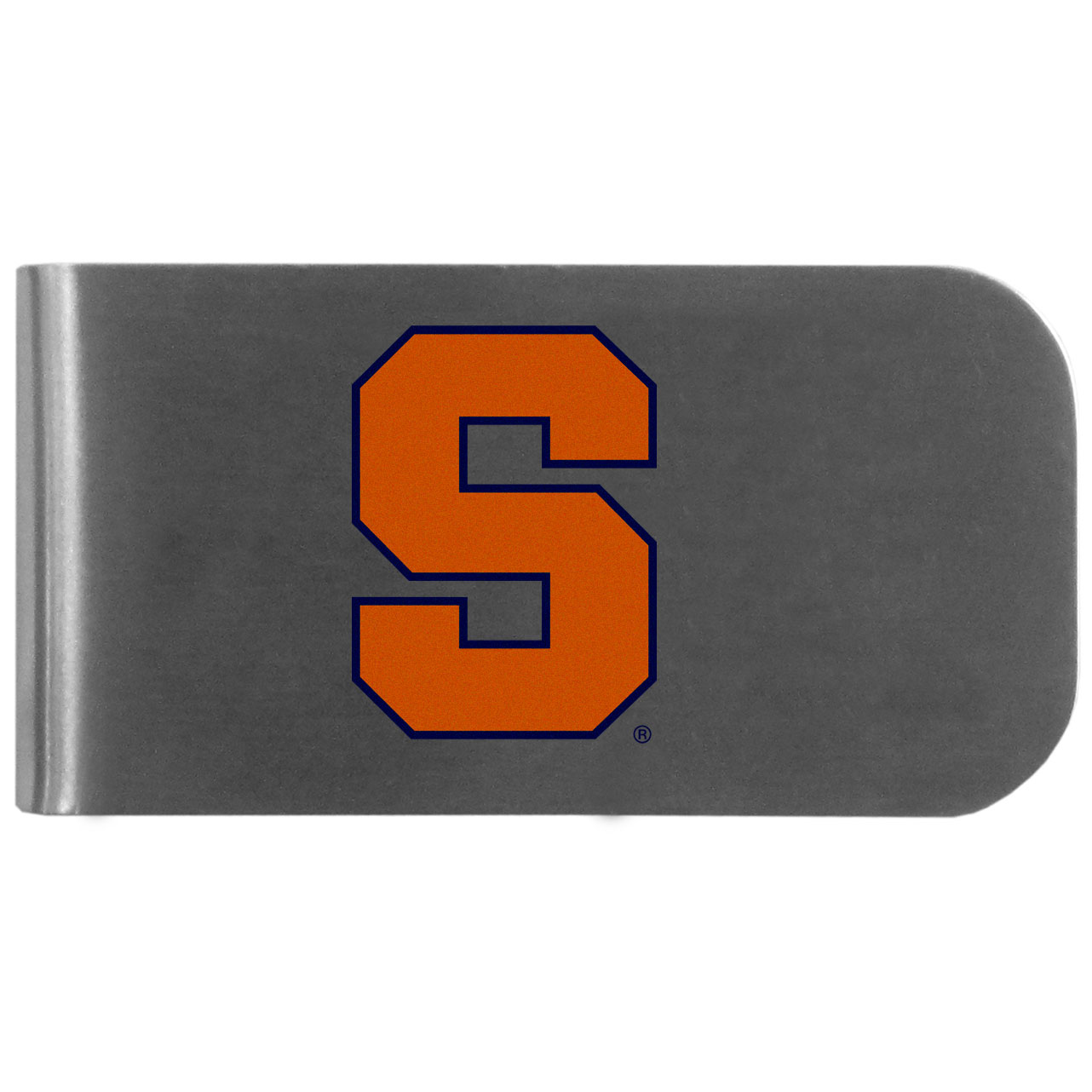 Syracuse Orange Logo Bottle Opener Money Clip