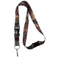 Alabama Crimson Tide Lanyard, Mossy Oak Camo