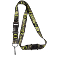 Oregon Ducks Lanyard, Mossy Oak Camo