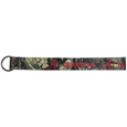 Alabama Crimson Tide Lanyard Key Chain, Mossy Oak