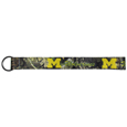 Michigan Wolverines Lanyard Key Chain, Mossy Oak