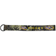 LSU Tigers Lanyard Key Chain, Mossy Oak
