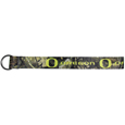 Oregon Ducks Lanyard Key Chain, Mossy Oak