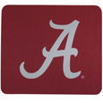 Alabama Crimson Tide Mouse Pads - Our licensed neoprene mouse pads have the Alabama Crimson Tide silk screen on the pad and are 7 x 8 inches in size. Thank you for shopping with CrazedOutSports.com