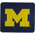 Michigan Wolverines Mouse Pad - This licensed neoprene Michigan Wolverines Mouse Pad has the Michigan Wolverines silk screen on the pad and the Michigan Wolverines Mouse Pad is 7 x 8 inches in size. Thank you for shopping with CrazedOutSports.com