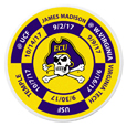 East Carolina Pirates Schedule Golf Ball Marker Coin