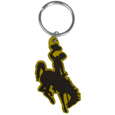 Wyoming Cowboy Flex Key Chain