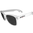 Cincinnati Bearcats Beachfarer Bottle Opener Sunglasses, White