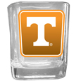 Tennessee Volunteers Square Glass Shot Glass