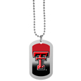 Texas Tech Raiders Team Tag Necklace