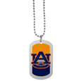 Auburn Tigers Team Tag Necklace