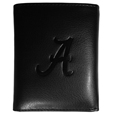Alabama Crimson Tide Embossed Tri-fold Wallet - Our officially licensed embossed tri-fold wallet looks great and is affordably priced. The wallet has the classy feel of a much higher priced wallet and features an embossed Alabama Crimson Tide logo on the front. The wallet has a windowed ID slot, lots of credit card slots and 2 big bill-fold pockets and removable plastic picture insert. Thank you for shopping with CrazedOutSports.com