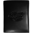Florida Gators Embossed Tri-fold Wallet - Our officially licensed embossed tri-fold wallet looks great and is affordably priced. The Florida Gators wallet has the classy feel of a much higher priced wallet and features an embossed Florida Gators logo on the front. The wallet has a windowed ID slot, lots of credit card slots and 2 big bill-fold pockets and removable plastic picture insert. Thank you for shopping with CrazedOutSports.com