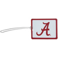 Alabama Crimson Tide Vinyl Luggage Tag