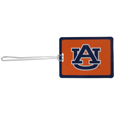 Auburn Tigers Vinyl Luggage Tag