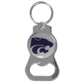 Kansas St. Wildcats Bottle Opener Key Chain